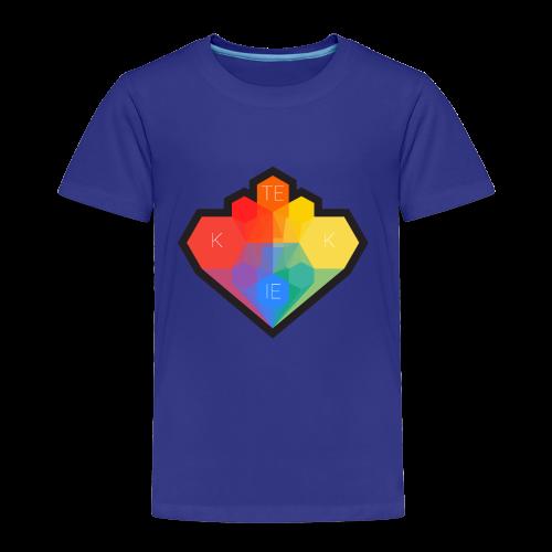 Tekkie cut - Toddler Premium T-Shirt