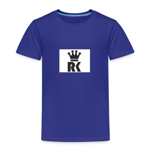 rk1_logo - Toddler Premium T-Shirt