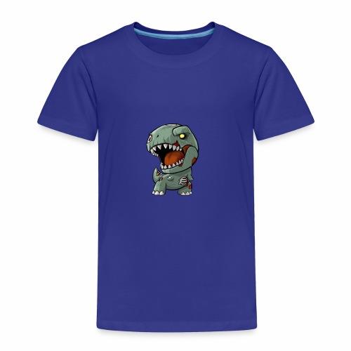 Zombie memeosauraus - Toddler Premium T-Shirt