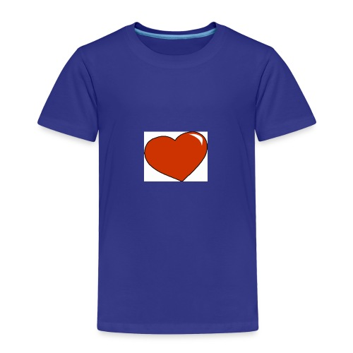 HEART - Toddler Premium T-Shirt