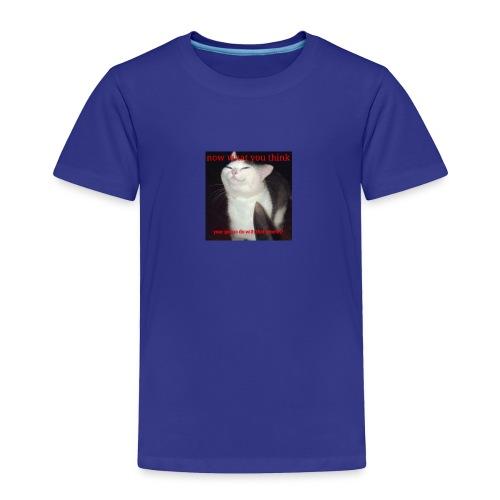 Hmmm? - Toddler Premium T-Shirt