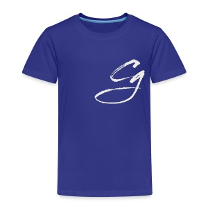 CorsaGamer Signature - Toddler Premium T-Shirt