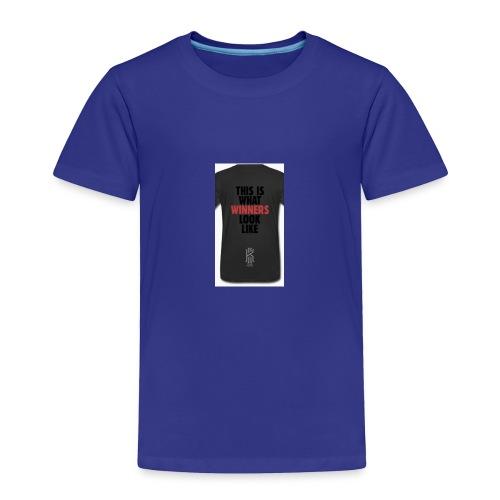 winners - Toddler Premium T-Shirt