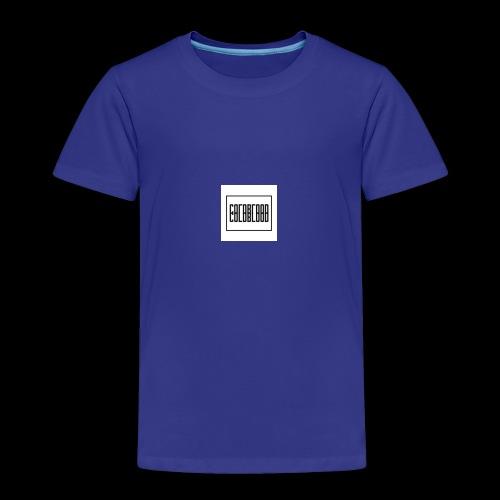 COLDBLOOD - Toddler Premium T-Shirt