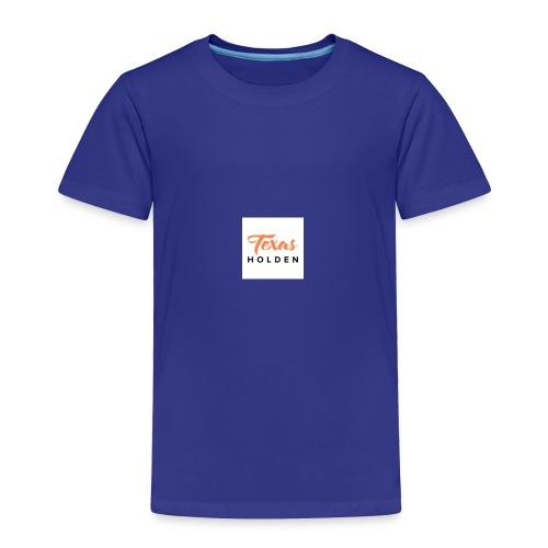 Texas holden branding and designs - Toddler Premium T-Shirt