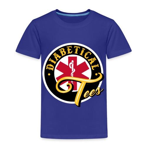 Diabetical Tees - Toddler Premium T-Shirt