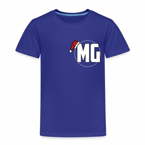 Christmas Logo - Toddler Premium T-Shirt