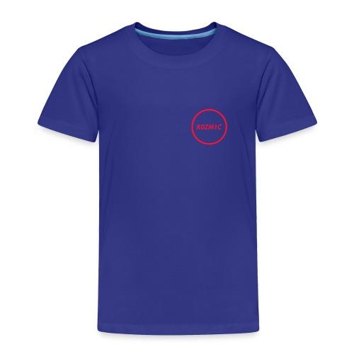 K0ZM1C Signature - Red - Toddler Premium T-Shirt
