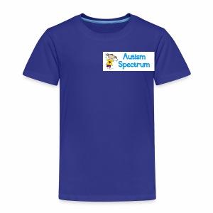 Autism Spectrum - Toddler Premium T-Shirt