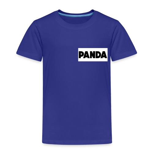 PandaSavageBro - Toddler Premium T-Shirt