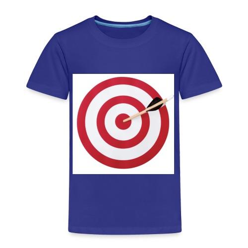bulls eye - Toddler Premium T-Shirt