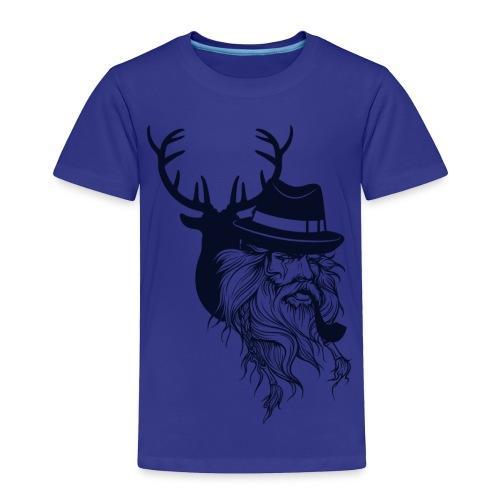 Santa's Reindeer - Toddler Premium T-Shirt