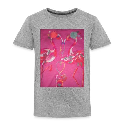 Drinks - Toddler Premium T-Shirt