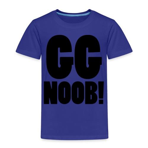 GG Noob - Toddler Premium T-Shirt