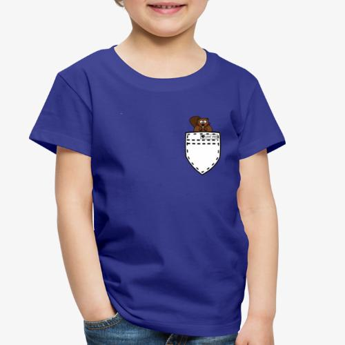 POCKET SQUIRREL - Toddler Premium T-Shirt