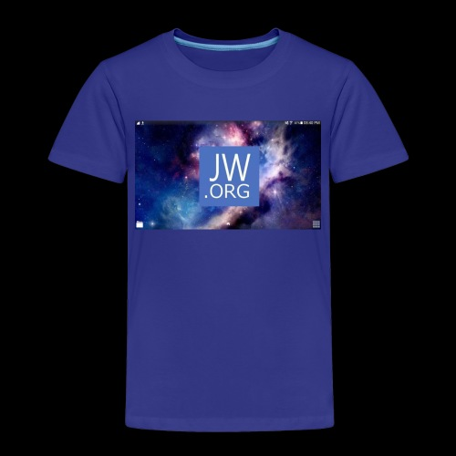 JW .ORG - Toddler Premium T-Shirt