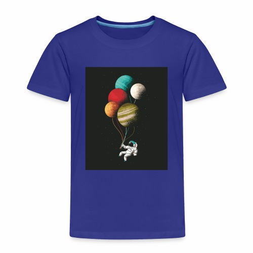 Space fly - Toddler Premium T-Shirt