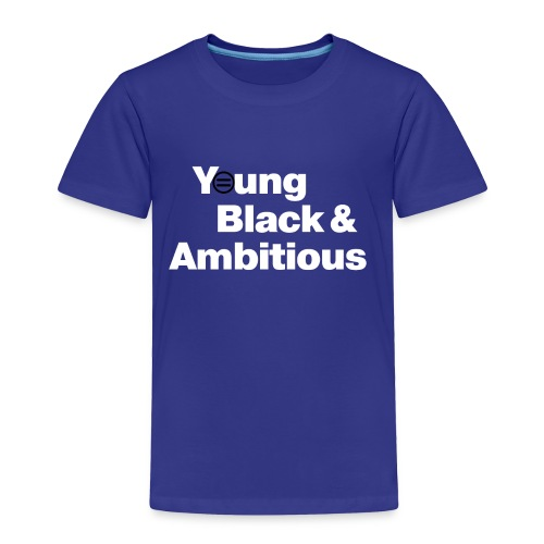 YBA Red and Blue Shirts2 - Toddler Premium T-Shirt