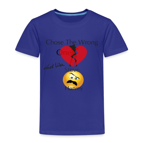 The Wrong One - Toddler Premium T-Shirt