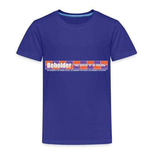 Beholder T-Shirt - Toddler Premium T-Shirt