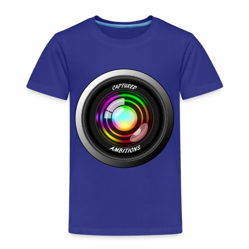 Captured Ambitions - Toddler Premium T-Shirt