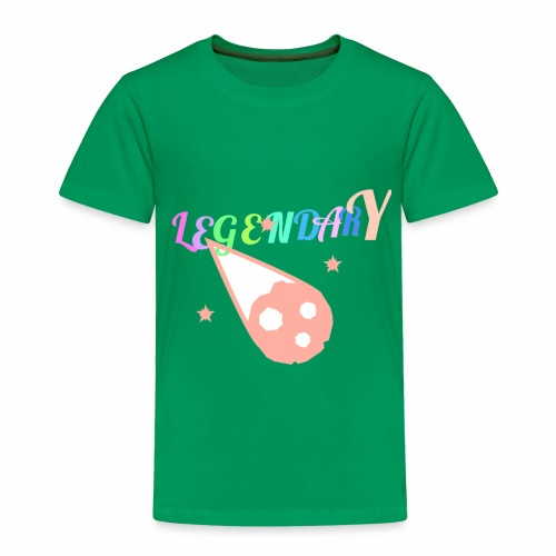 Legendary - Toddler Premium T-Shirt