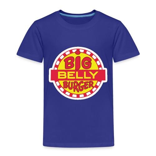 Big Belly Burger - Toddler Premium T-Shirt