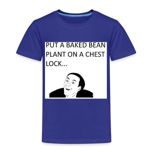 baked beanz - Toddler Premium T-Shirt