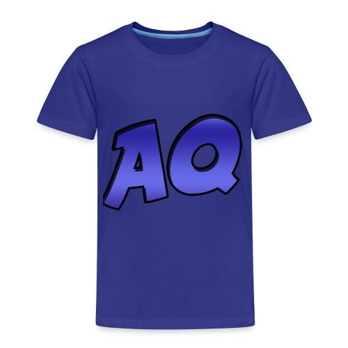 New Text AQ Merchandise! - Toddler Premium T-Shirt