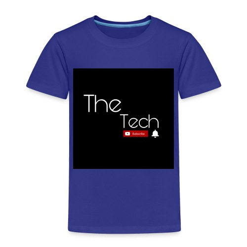The Tech t-shirts - Toddler Premium T-Shirt