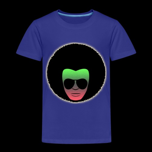 Afro Shades - Toddler Premium T-Shirt