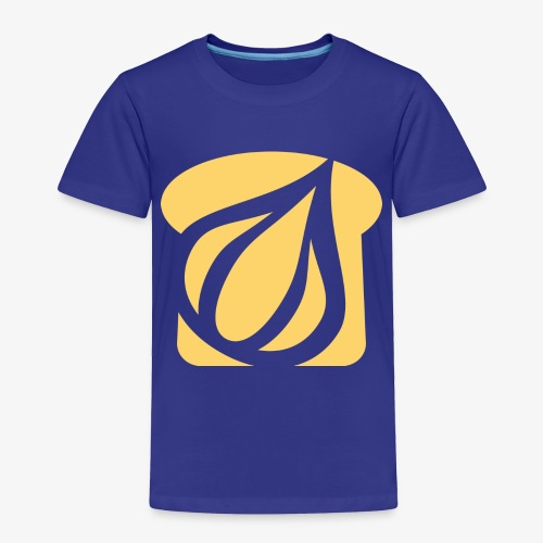 Garlic Toast - Toddler Premium T-Shirt