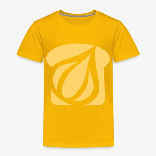 Garlic Toast - Toddler Premium T-Shirt