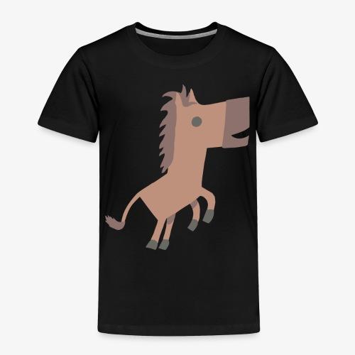 Horse - Toddler Premium T-Shirt