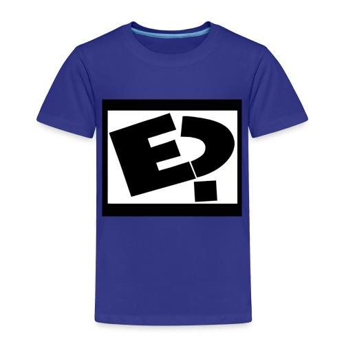 Rated E - Toddler Premium T-Shirt