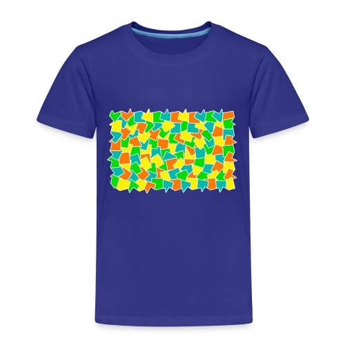 Dynamic movement - Toddler Premium T-Shirt