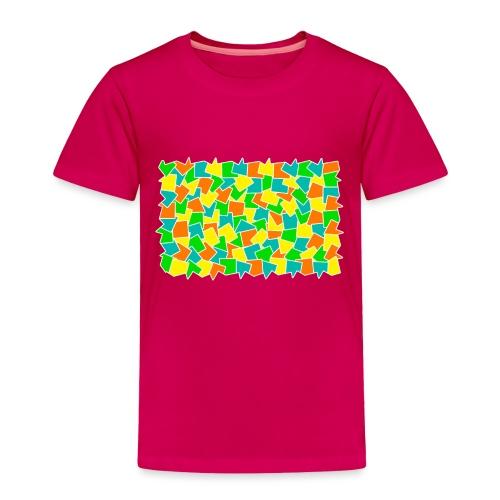 Dynamic movement - Toddler Premium T-Shirt