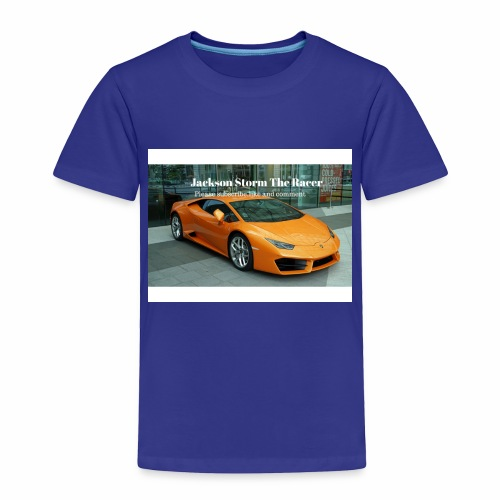The jackson merch - Toddler Premium T-Shirt