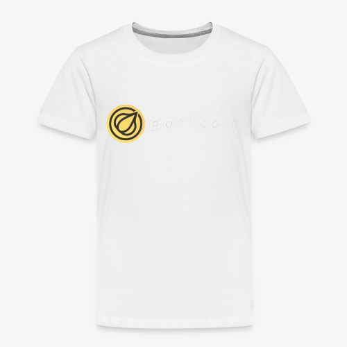 Garlicoin - Toddler Premium T-Shirt