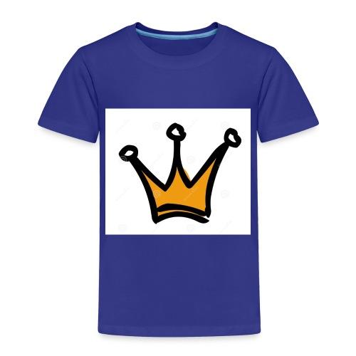 crown-1196222 - Toddler Premium T-Shirt