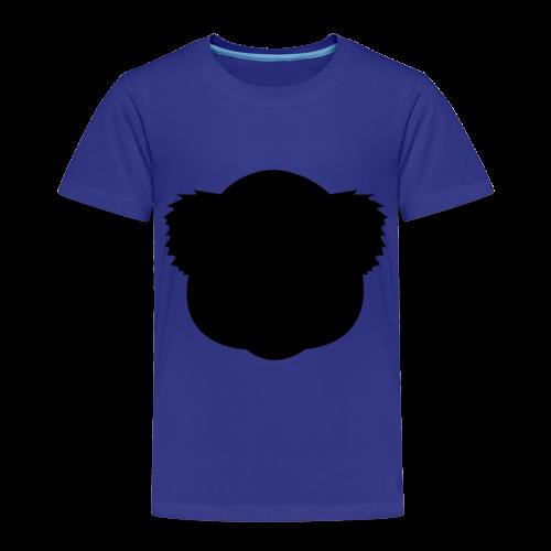 BlackKoalaLogo - Toddler Premium T-Shirt