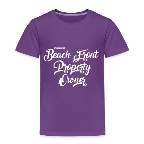 beach front - Toddler Premium T-Shirt