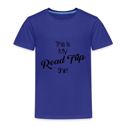 road trip - Toddler Premium T-Shirt