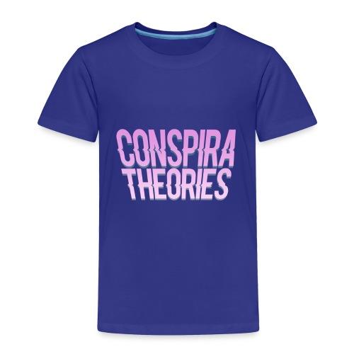 Women's - ConspiraTheories Official T-Shirt - Toddler Premium T-Shirt