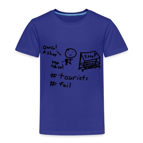 #FAIL Tshirt - Toddler Premium T-Shirt