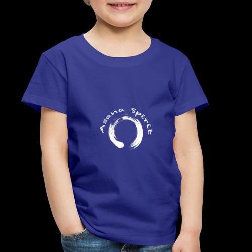 Enso Ring - Asana Spirit - Toddler Premium T-Shirt