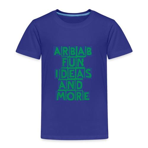 64EF8BB2 2D8E 4DAD B9E4 4F8CCBBF34C5 - Toddler Premium T-Shirt