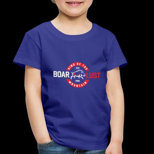 Boar Lustlogo - Toddler Premium T-Shirt