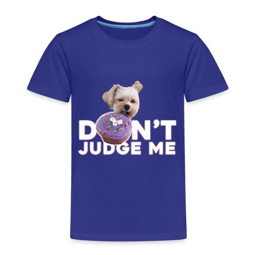Popeye Don't Judge - Toddler Premium T-Shirt