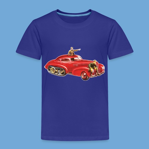 Halftrack - Color - Toddler Premium T-Shirt